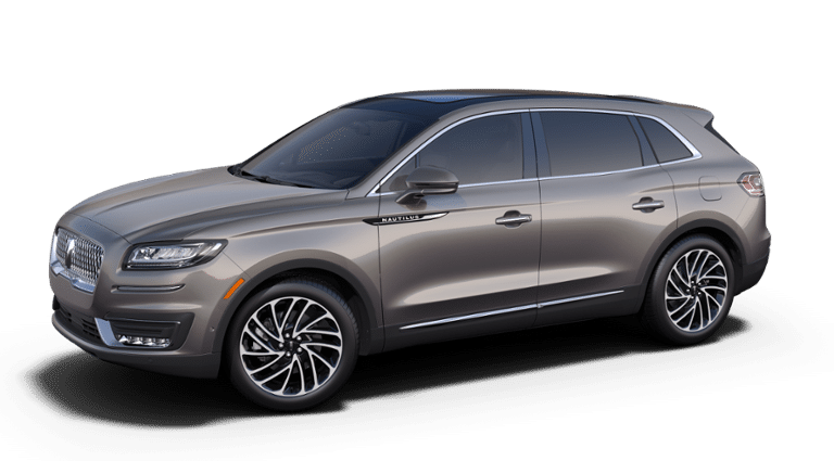 2019 Lincoln Nautilus Reserve Crossover